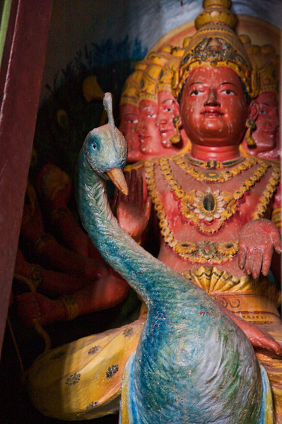 Gods in the Brick Temple