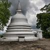 Brick Temple Stupa