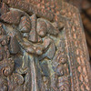 Wood Temple Carvings