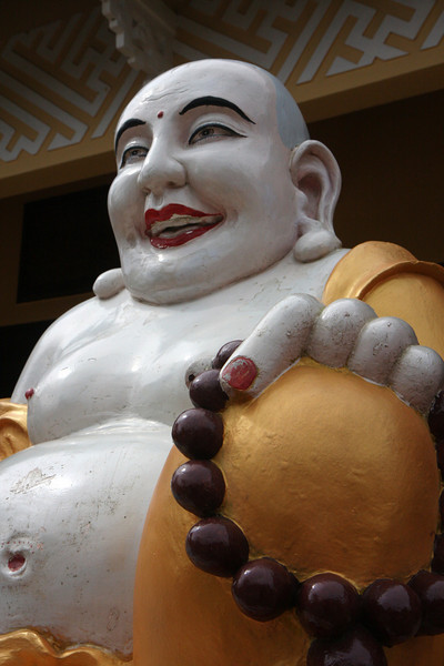 Happy Budha