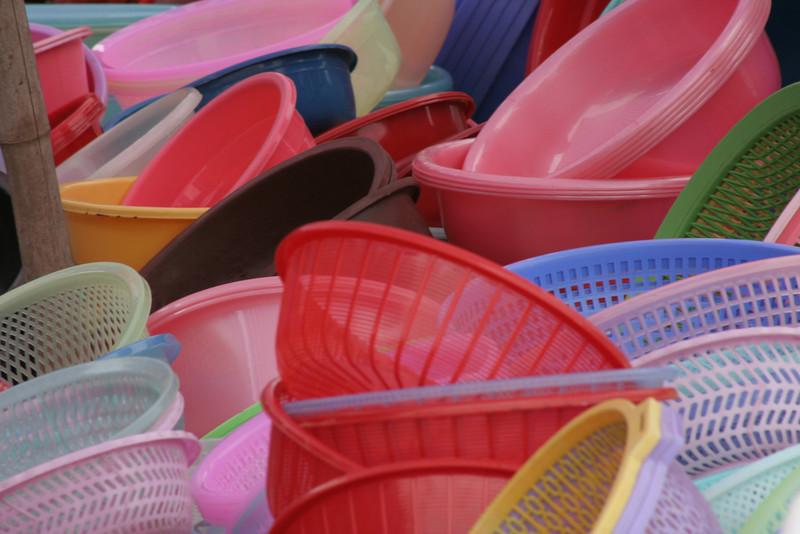 Piles of Plastic