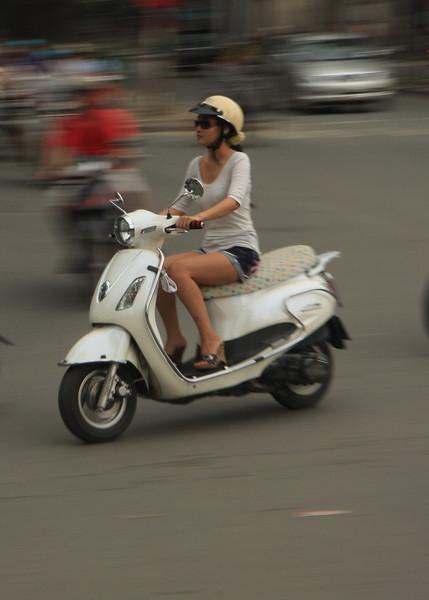 Vietnam Vespa