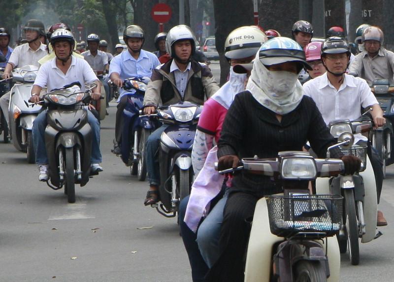 Motorbike attire