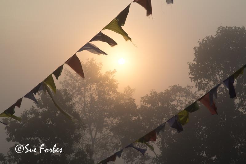 Sunrise at Nagarkot, Kathmandu Valley, Nepal
