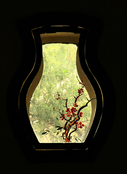 Window Vase, Beijging, China