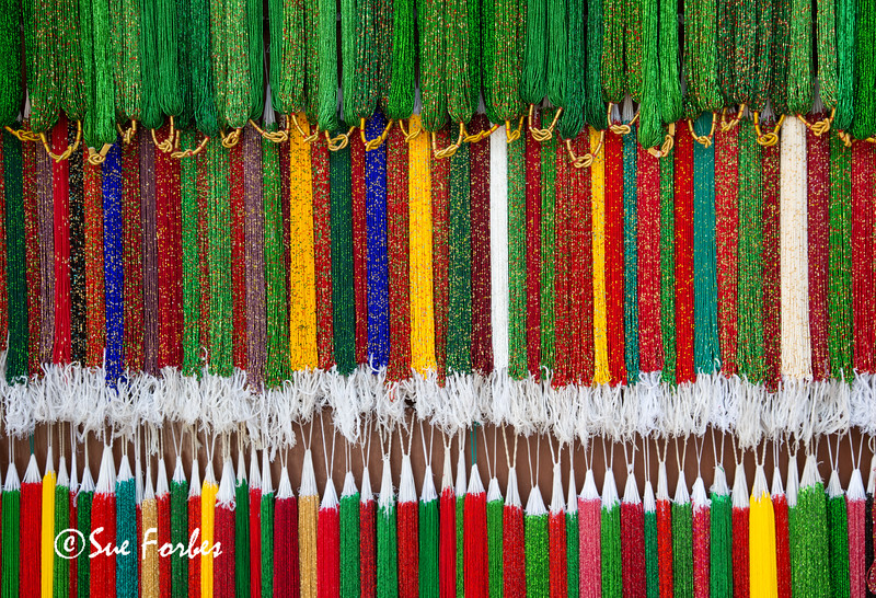 Beads for sale, Kathmandu, Nepal