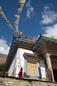 Pisang, Annapurna circuit, Nepal