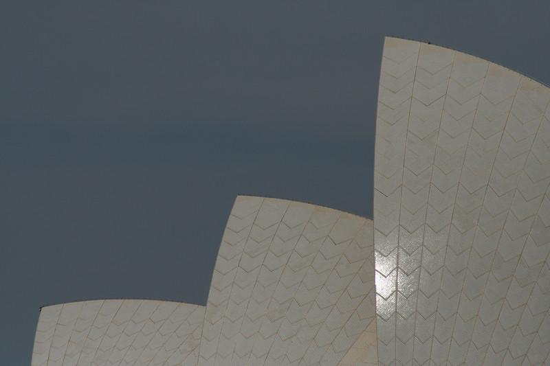 Opera House Egg Shells