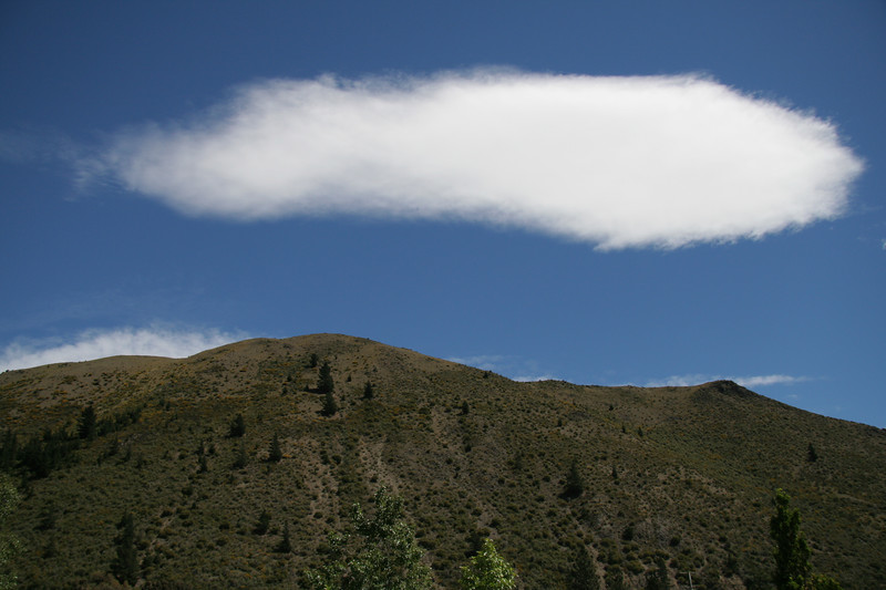 Cloud Toupee