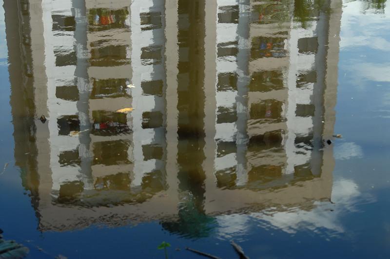 Reflections of Dhaka, Bangaladesh