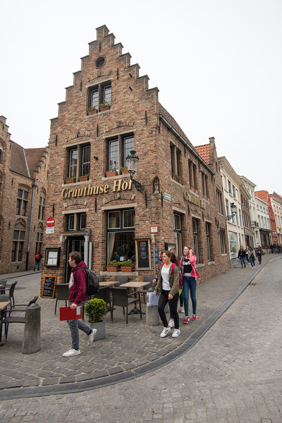 Brugge, Belgium. Bruges is the capital and largest city of the province of West Flanders in the Flemish Region of Belgium, in the northwest of the country. It is sometimes referred to as The Venice of the North.