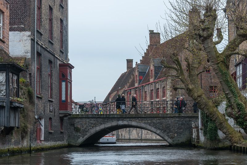 Float along the Canals<br /> <br /> One of the best ways to see Bruges is from the water so it is best to hop on to a canalboat and float around the expansive network of canals. The water flows into places and past landmarks that can't be accessed from the street, bringing you up close to some of the town's most incredible sites that would otherwise go unnoticed.<br /> <br /> There are lots of places around Bruges where you can begin the canal boat tour but one of the most popular spots is just off Burg Square.