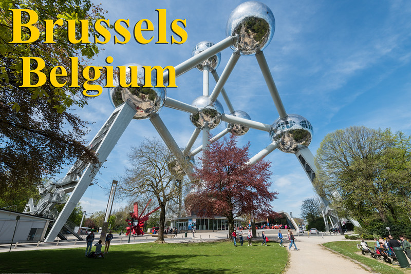 Brussels (Bruxelles), Belgium, Europe.