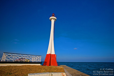 Baron Bliss Lighthouse in Belize City.