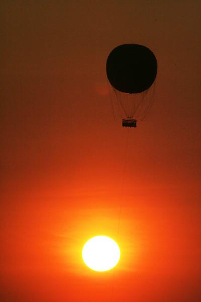 Balloon-Rise