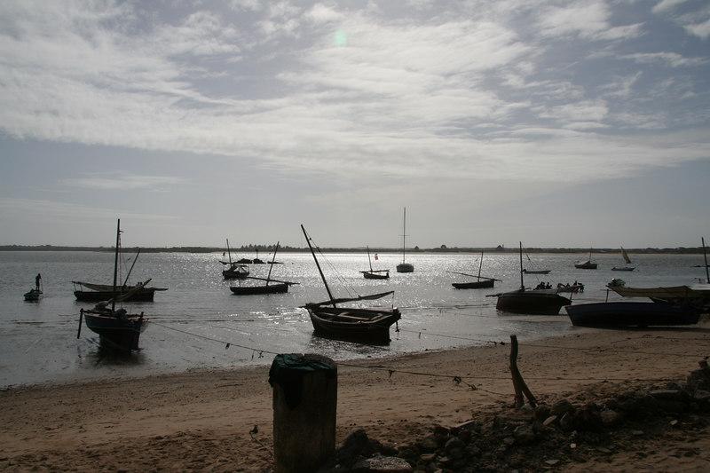 Lamu Dock