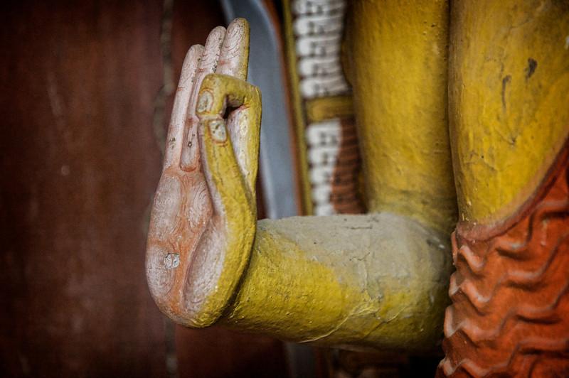 Buddha's Holy Hand