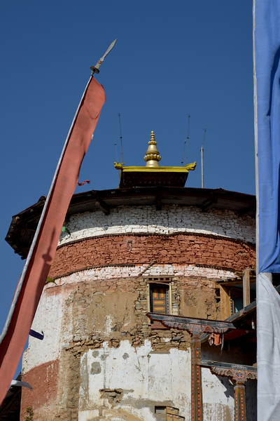 Ta-Dzong Renovation project has taken off with effect from July 1st 2014 and it  is expected to be completed by December 2016 coinciding with the golden jubilee.  National Museum of Bhutan is being fully renovated. A cultural museum of Paro,  Bhutan. The National Museum of Bhutan is among the few educational institutions that interpret the history and culture of Bhutan through its exhibits, conducting symposiums, publication of research findings and conservation of artifacts.It boasts a rich variety of artifacts from all over the country representing different eras, as early at 4000 B.C E. to the present day. A visit through the galleries shows the country's transition from the Stone Age to a modern Mahayanist Buddhist.