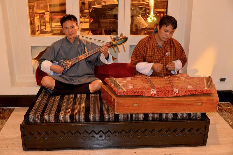 Hotel Taj Tashi, Thimphu, Bhutan.