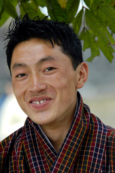 Teacher in NIE, Samtse, Bhutan.