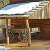Side of Tobacco Barn