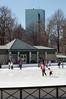 Frog Pond on Boston Common