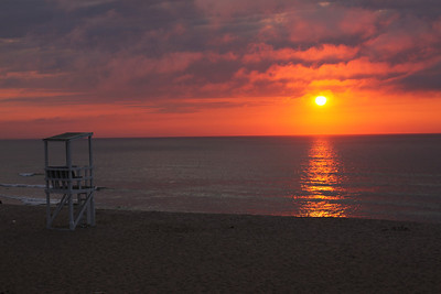 Cape Cod Beach sunrise