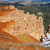 Melting Snow on the Hoodoos