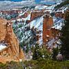 April Snows at Bryce