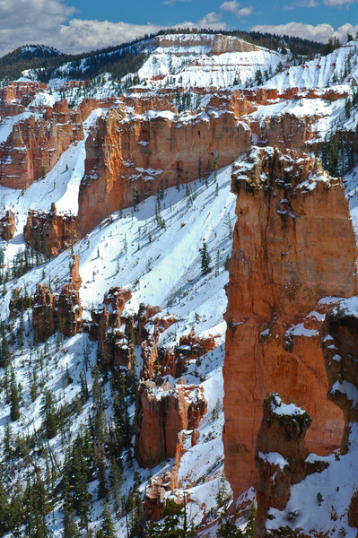 April Snows at Bryce 2