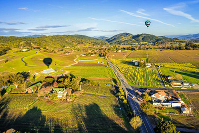 2015 Napa Hot Air Balloon