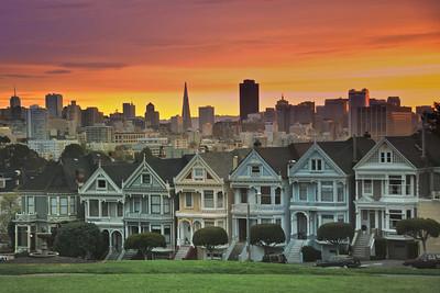 Seven Sisters-San Francisco