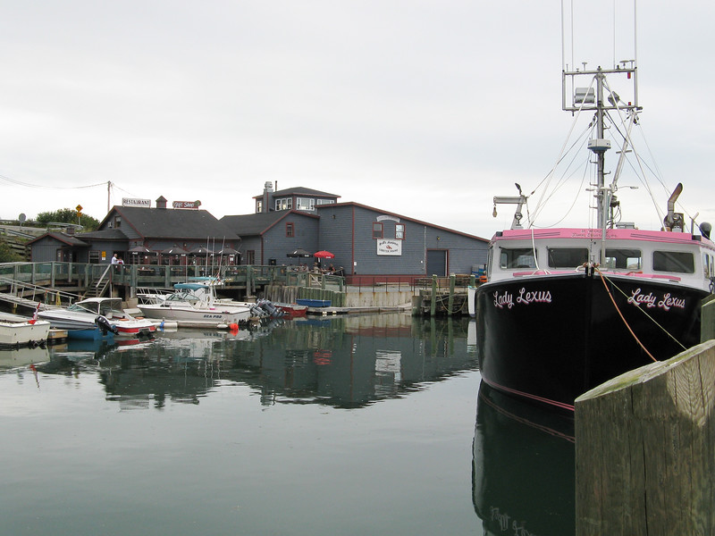 Hall's Harbour, NS