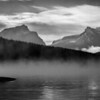 """Scenes from the 2013 Banff Centre Wilderness Photography Workshop"" VII, Bow Lake, Banff National Park, Alberta, Canada."