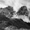 """Inversion"" VIII, Panorama Ridge, Banff National Park, Alberta, Canada."