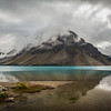 """Bow Lake Moods"" II, Banff National Park, Alberta, Canada."
