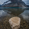 """Bow Lake Moods"" III, Banff National Park, Alberta, Canada."