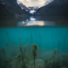 """Underwater Louise"" I, Lake Louise, Banff National Park, Alberta, Canada."