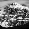 """Hasty Skies"" III, Epaulette Mountain, Banff National Park, Alberta, Canada."
