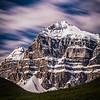 """Hasty Skies"" I, Epaulette Mountain, Banff National Park, Alberta, Canada."