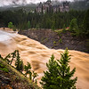 Torrential Rains of June 2013 in Banff National Park.