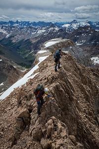 Climbing the 10 peaks