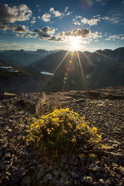 Views from Divide Peak