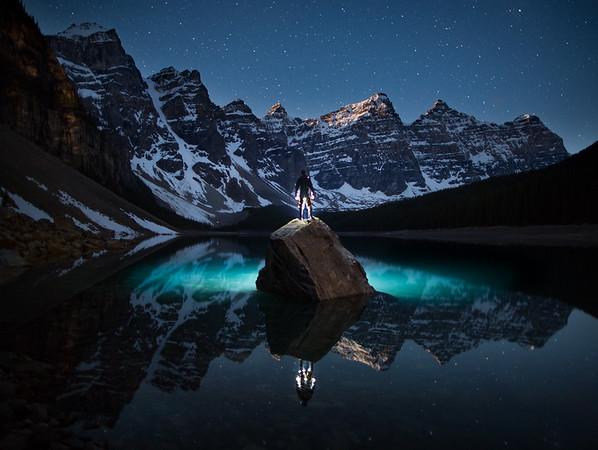 2016 Canadian Rockies Work