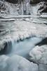 Frozen Cresent Falls