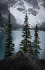Scenes from Moraine Lake