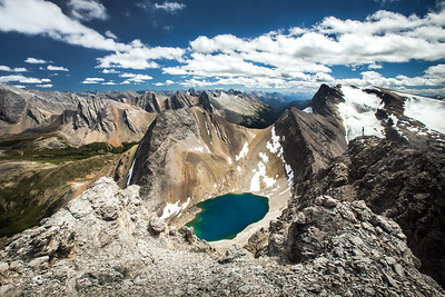 Summit of Mount Avens