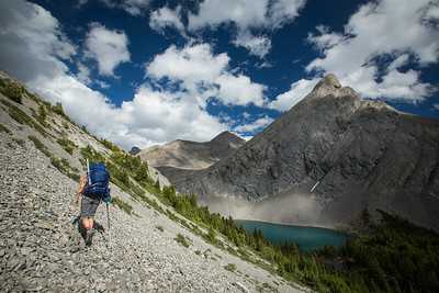 Hiking White Goat Wilderness