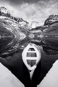 Scenes from Lake O'Hara
