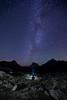 Self-portrait under the Milky Way, Sentinel Pass